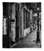 Bourbon Street Diva Fleece Blanket