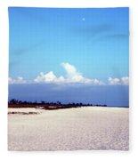 Bowman's Beach Fleece Blanket
