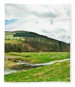 Bowmont Valley Fleece Blanket