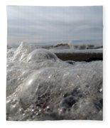 Br0041 Fleece Blanket