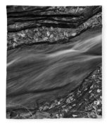 Braided Water Fleece Blanket
