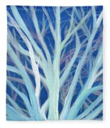 Branches By Jrr Fleece Blanket
