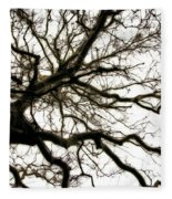 Branches Fleece Blanket