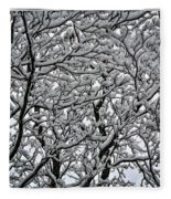 Branches Of Our Life Fleece Blanket