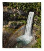 Brandywine Falls Fleece Blanket