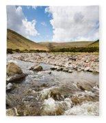 Breamish Valley   Fleece Blanket