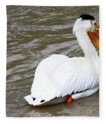 Breeding Plumage Fleece Blanket