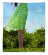 Breezy Fleece Blanket