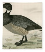 Brent Goose Fleece Blanket