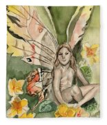 Brian Froud Faerie Fleece Blanket