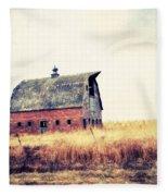 Brick Barn Ll Fleece Blanket