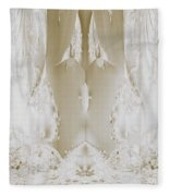 Bridal Satin Fleece Blanket