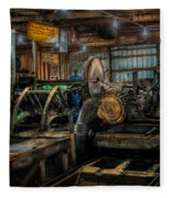 Briden-roen Sawmill Fleece Blanket
