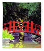 Bridge Front Fleece Blanket