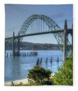 Bridge Newport Or 1 B Fleece Blanket
