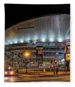Bridgestone Arena - Nashville Fleece Blanket