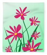 Brighten Your Day Fleece Blanket