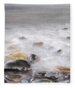 Brigtness At Sunset Fleece Blanket