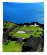 Brimstone Fortress St Kitts Fleece Blanket