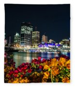 Brisbane Fleece Blanket