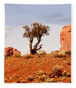 Bristlecone Pine Fleece Blanket