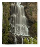 British Columbia Alexander Falls Fleece Blanket