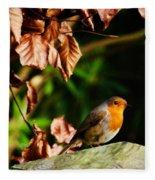 British Nature Fleece Blanket