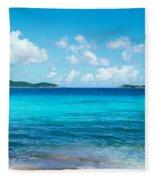 British Virgin Islands, St. John, Sir Fleece Blanket