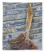 Broom, China Fleece Blanket