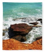 Broome Breaks Fleece Blanket