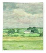 Broughton Fleece Blanket