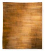 Brown Background Fleece Blanket