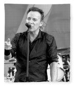 Bruce Springsteen 13 Fleece Blanket