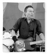 Bruce Springsteen 3 Fleece Blanket