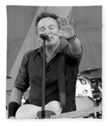 Bruce Springsteen 5 Fleece Blanket