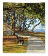Brunswick Town Fleece Blanket