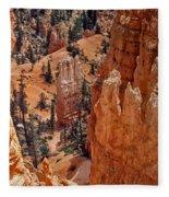 Bryce Canyon 02 Fleece Blanket
