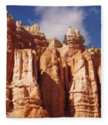 Bryce Canyon Beauty Fleece Blanket
