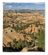 Bryce Canyon Fleece Blanket