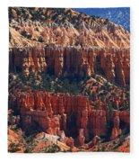 Bryce Canyon Utah Fleece Blanket