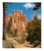 Bryce Hills 2 Fleece Blanket