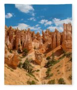 Bryce Hills 3 Fleece Blanket