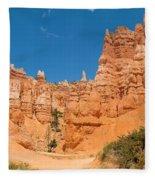 Bryce Hills 5 Fleece Blanket