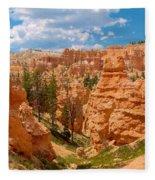 Bryce Hills 6 Fleece Blanket