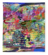 bSeter Elyion 9a Fleece Blanket