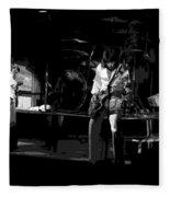 Bto Rock Spokane In 1976 Art Fleece Blanket