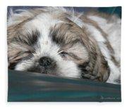 Bubba Fleece Blanket