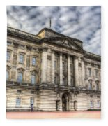 Buckingham Palace Fleece Blanket