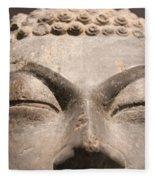 Buddha 6 Fleece Blanket