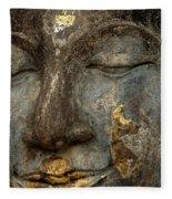 Buddha Thailand 1 Fleece Blanket